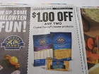 15 Coupons $1/2 Crystal Farms Cheese 11/30/2018