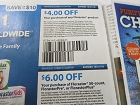 15 Coupons $4/1 Florastor Product + $6/1 Florastor 50ct FlorastorPre or FlorastorPlus 10/31/2018