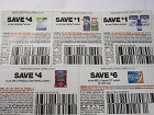 15 Coupons $4/1 Trubiotics + $1/1 Alka Seltzer + $1/1 Phillips + $4/1 Phillips Colon Health + $6/1 Zegerid OTC 42ct 11/11/2018