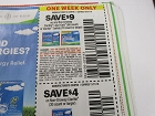 15 Coupons $9/1 Claritin Liquid Gels 60 ct or Tablets 70ct 10/21/2018 + $4/1 Claritin 30ct 11/11/2018
