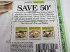 15 Coupons $.50/1 Nature Valley Breakfast Biscuits 12/15/2018