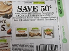 15 Coupons $.50/1 Nature Valley Granola Cups 12/15/2018