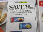 15 Coupons $1/3 Pillsbury Refrigerated Baked goods 1/12/2019