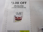15 Coupons $3/1 Olay Whips Facial Moisturizer 11/24/2018