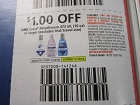 15 Coupons $1/1 Crest Mouthwash 473ml 11/10/2018