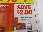 15 Coupons $2/1 Thermacare 11/18/2018