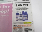 15 Coupons $2/2 Aussie Shampoo Conditioner or Styling 11/17/2018