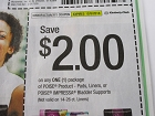 15 Coupons $2/1 Poise Products 12/8/2018