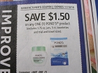 15 Coupons $1.50/1 Pond's Product 11/18/2018