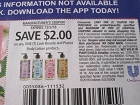 15 Coupons $2/1 Love Beauty and Planet Body Lotion 12/2/2018