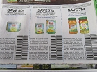 15 Coupons $.50/3 Dole Canned Pineapple + $.75/2 Dole Tropical Fruit or Mandarin Oranges + $.75/1 Dole Jarred Fruit 12/30/2018