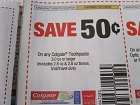 15 Coupons $.50/1 Colgate Toothpaste 3.0oz 11/17/2018