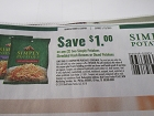 15 Coupons $1/2 Simply Potatoes Shredded Hash Browns or Diced Potatoes 1/12/2019