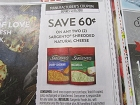 15 Coupons $.60/2 Sargento Shredded Natural Cheese 12/31/2018