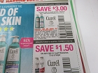 15 Coupons $3/1 Curel Hydra Therapy Wet Skin Moisturizer 8 or 12oz + $1.50 /1 Curel Moisturizer 13oz 12/31/2018