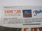 15 Coupons $.55/1 Fisher Recipe Nut Item 10oz 12/31/2018 DND