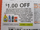 15 Coupons $1/1 Tide Simply Detergent 50oz+ Pods 20ct+ 12/8/2018