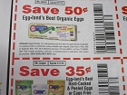 15 Coupons $.50/1 Eggland's Best Organic Eggs + $.35/1 Hard Cooked & Peeled Eggs 2/11/2019