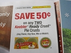 15 Coupons $.50/2 Keebler Ready Crust Pie Crust 12/23/2018
