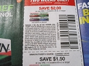 15 Coupons $2/1 Excedrin 20ct + $1.50/1 Excedrin 80ct 1/6/2019