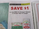 15 Coupons $1/1 Cacique Cheese or Cream 10oz 1/16/2019