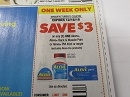 15 Coupons $3/1 Aleve, Back & Muscle Pain, or PM 40ct 12/16/2018