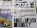 15 Coupons $.50/2 Martha White Muffin Mix 1/9/2019