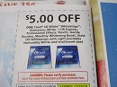 15 Coupons $5/1 Crest 3D White Whitestrips 12/22/2018