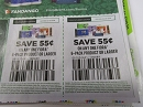 15 Coupons $.55/1 Fiora 6pk Product + $.55/1 Fiora 6 pack Product 2/28/2019
