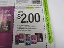 15 Coupons $2/1 Poise Product 1/5/2019