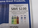 15 Coupons $2/1 Vaseline Hand and Body Lotion 6.8oz+ 1/26/2019