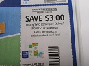 15 Coupons $3/2 Simple, St Ives, Ponds or Noxzema Face Care 1/20/2019
