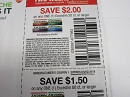 15 Coupons $2/1 Excedrin 20ct 1/20/2019  + $1.50/1 Excedrin 80ct 3/2/2019