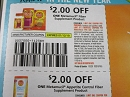 15 Coupons $2/1 Metamucil Fiber Supplement + $2/1 Metamucil Appetite Control Fiber Supplement 1/12/2019