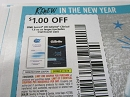 15 Coupons $1/1 Secret or Gillette Clinical 1.6oz 1/12/2019