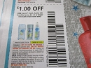 15 Coupons $1/1 Secret Fresh Active or Invisible Spray 2.6oz 1/12/2019