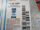 15 Coupons $1/1 Gillette Anti Perspirant Deodorant 1.6oz 1/12/2019