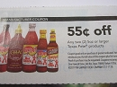 15 Coupons $.55/2 Texas Pete Sauce 4/7/2019 DND