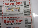 15 Coupons $.50/1 Egg Land's Best Cage Free Eggs + $.50/1 Egg land's Best Eggs 4/6/2019