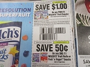 15 Coupons $1/2 Welch's Fruit Snacks + $.50/1 Welchs Fruit Rolls or Fruit n Yogurt Snacks 2/16/2019