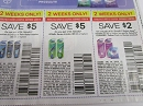 15 Coupons $5/1 Dr Scholl's Comfort & Energy Insoles + $5/1 Athletic Series Insoles + $2/1 Stylish Step Inosles 1/20/2019