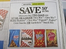 15 Coupons $.50/2 bags 3.7oz Chex Mix 3/2/2019