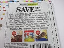 15 Coupons $.50/2 Fiber One Chewy Bars 3/2/2019