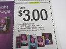 15 Coupons $3/1 Poise Products 1/26/2019