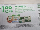 15 Coupons $1/1 Green Giant Cauliflower Pizza Crust Harvest Protein Bowls 3/31/2019