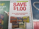 15 Coupons $1/2 Lance Cracker Varieties 10-35oz DND 3/31/2019