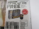 15 Coupons Buy 1 Get 1 FREE Java House Cold Brew Liquid Pods 6 or 12ct 3/31/2019