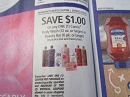15 Coupons $1/1 Caress Body Wash or Beauty Bar 2/9/2019