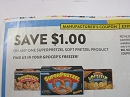 15 Coupons $1/1 Superpretzel Soft Pretzel 3/3/2019