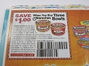 15 Coupons $1/3 Maurchan Bowls 3/3/2019